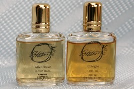 Stetson After Shave AND Cologne for Men by Coty 1 fl. oz Almost Full  - $13.44