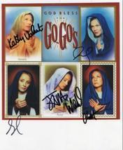The Go-Go's Belinda Carlisle FULLY SIGNED Photo + COA Lifetime Guarantee - $89.99