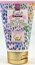 Bubble Charm Firming Body Wash Cups of Tea set of 4 - 2 oz. Each Bottle image 3