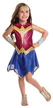 Batman vs Superman: Dawn of Justice Wonder Woman Halloween Girls Costume... - $30.11