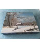 Guild 1000 Piece Puzzle - Winter Scene - $6.99