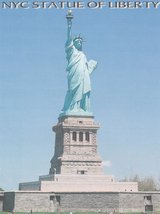 NEW NYC Statue Of Liberty Letterhead Stationery Paper 26 Sheets - $9.89