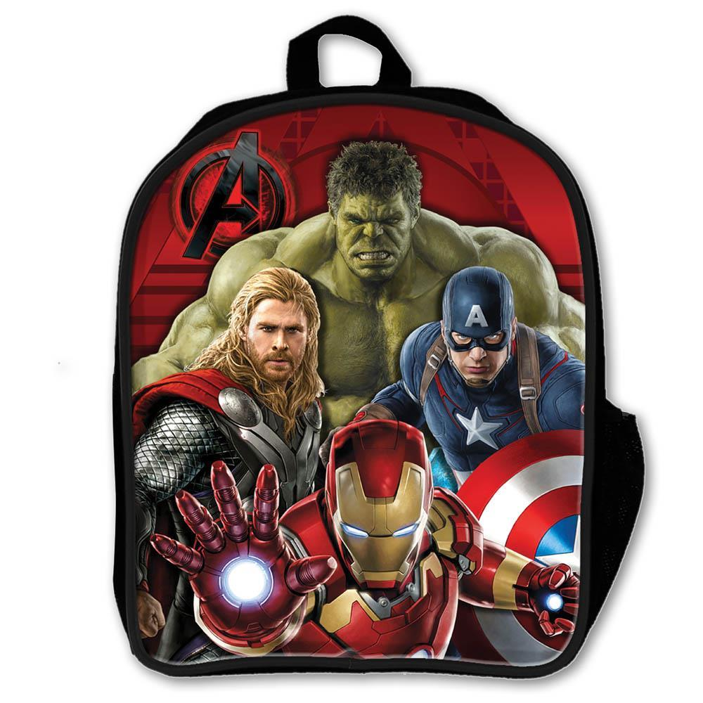 Avengers  age of ultron 3d backpack