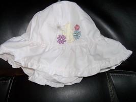 Disney Baby White Winnie the Pooh White Hat 18/24M NEW - $25.00