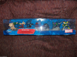 Disney Marvel Spider-Man Figurine Playset  NEW HTF - $60.49