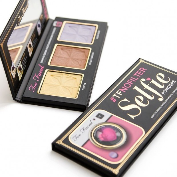 Primary image for TOO FACED #TFNoFilter Selfie Powders Light Filter/Photo-Enhancing Palette - NEW