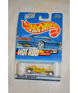 1999 Mattel Hot Wheels Hot Rod Track T #2 of 4 ... - $4.90