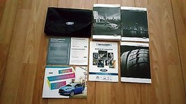 2015 Ford Fiesta Owners Manual 04018 - $32.62