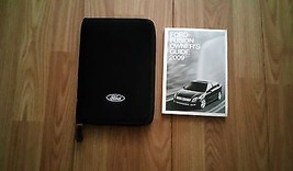 2009 Ford Fusion Owners Manual 04022 - $32.62