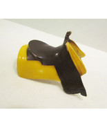 HARTLAND 1950's PLASTIC SADDLE FOR WYATT EARP H... - $10.99