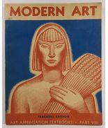 Art Appreciation Textbooks Part Eight Modern Art Teachers Edition  - $8.99