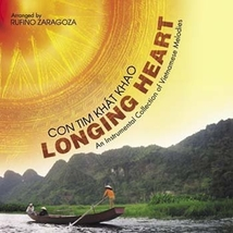 Hao longing heart  an instrumental collection of vietnamese melodies by rufino zaragoza thumb200