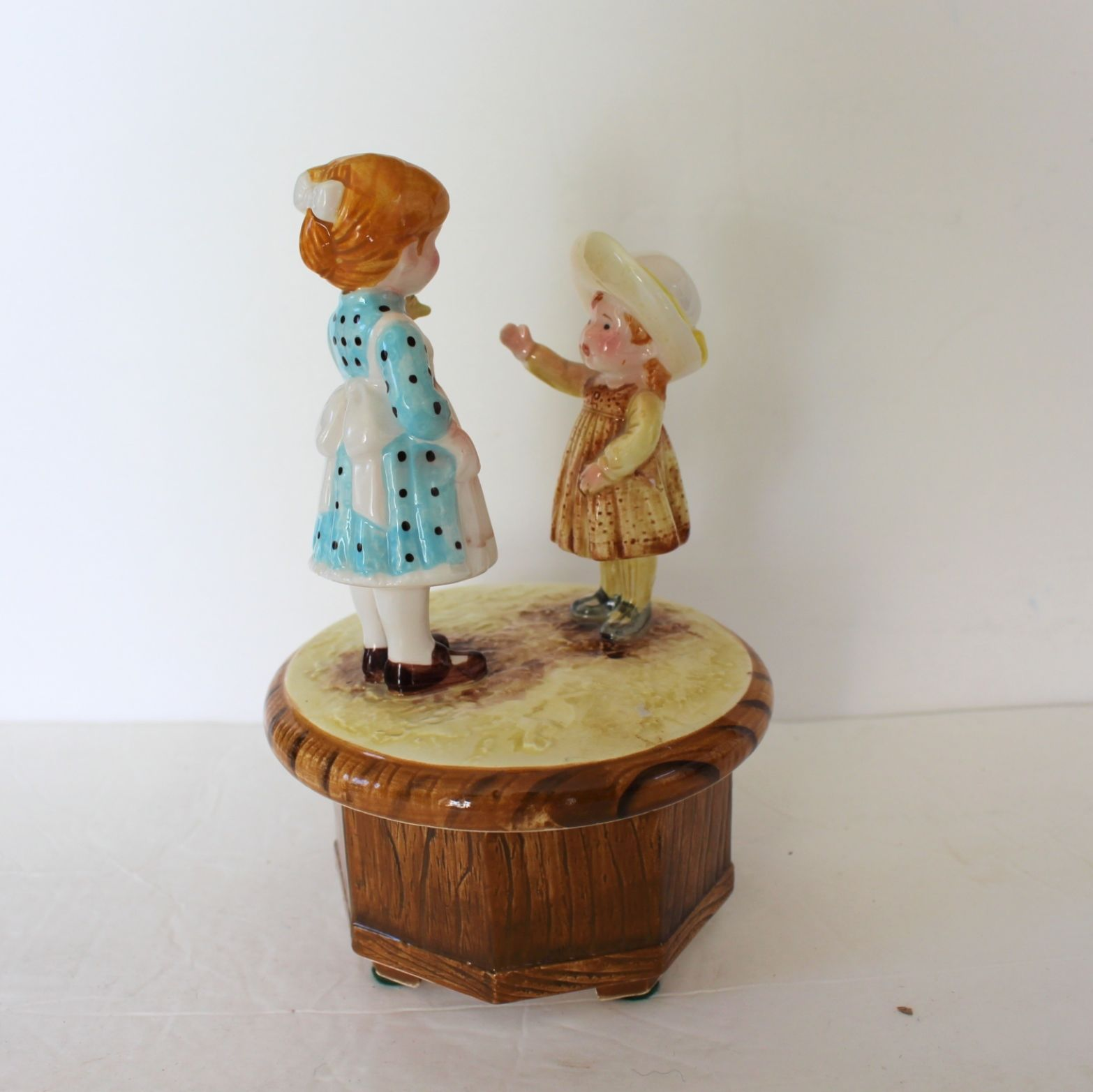 Vtg American Greetings Music Box Try To And 50 Similar Items