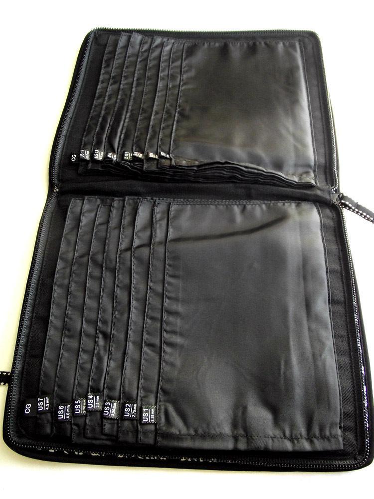 Circular Knitting Fabric : Chiaogoo circular knitting needle fabric case mpn