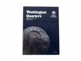 Washington Quarter #3, 1965-1987 Coin Folder/Album by Whitman - $6.49