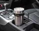 Handle for YETI Rambler 20 oz Tumbler Ozark SIC Cup Tumblers Mug Black
