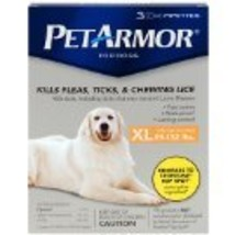 PetArmor flea and Tick remedy for dogs 89-132 - €15,08 EUR