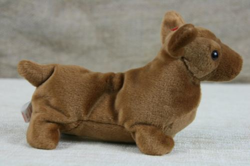TY Weenie The Dachshund Dog Beanie Babies and 33 similar items 7bb3485496f7