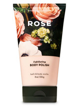Bath & Body Works Rose 8.0 Ounces Exfoliating Body Polish - $17.59