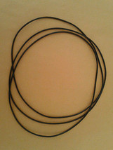 *NEW 3 Replacement BELT SET* for use with ROBERTS 6000 Reel to Reel Player - $17.82