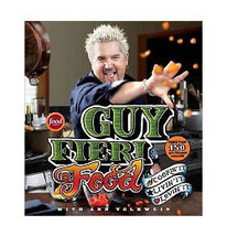 Guy Fieri Food Cookin It Livin It Lovin It Diners Drive Ins Book - $12.95
