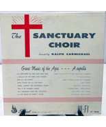 "Circa 1950's 10"" 33 1/3 RPM LP, Great Music Of The Ages (A Capella), Pla... - $1.95"