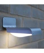 LED Solar Power Motion Sensor Garden Security Lamp Outdoor Waterproof Light - $12.88