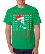 Men's T Shirt Let It Snow Ugly Christmas Sweater Jon Snow Gift - $10.94+