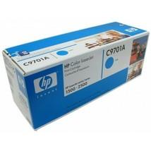 Genuine HP C9701A (HP 121A) Cyan Toner Cartridge - $64.35