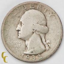 1932-S Washington Silver Quarter 25c (Very Good Condition) No Problems! - $88.11