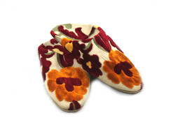 Moroccan slippers,women slippers,women shoes,Mo... - $45.00