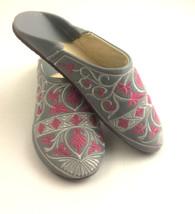 Moroccan slippers,,women slippers,women shoes,M... - $40.00