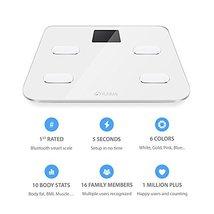 Yunmai Bluetooth 40 Smart Scale Body Fat Monitor 10 Precision M1302 - $69.49