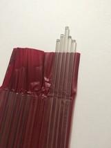"12"" Glass Laboratory Stir Stirring Rods - Pack of 10 - $14.95"