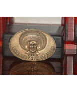 Pre Owned Vintage Brass Pancho Villa Tequila Be... - $15.84