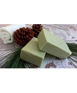 Pine Needle Goats Milk Soap  - $7.25+