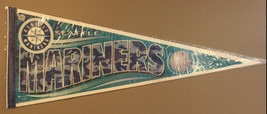 1997 WinCraft Edition 3 Seattle Mariners 30x12 Pennant - $7.99