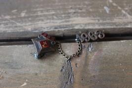 Vintage 1963 SBS Copper Pin - $12.87