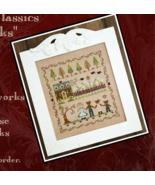 Goldilocks cross stitch chart Classic Colorworks  - $8.00