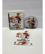 NCAA Basketball 10 (Sony PlayStation 3, 2009) PS3 Game - Complete & Tested - $98.88