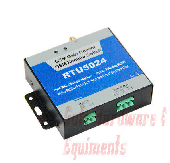 RT5024 GSM Relay Control Door Access for and 9 similar items