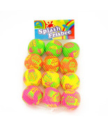 12 Multi-Color Water Splash Balls Grenades Bombs Summer Pool Beach Toy Fun - $6.79