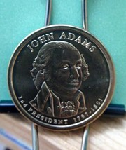 2007 P John Adams Dollar Coin - $5.00