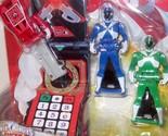 Power Rangers Super Megaforce Legendary Lightspeed Rescue Key Pack New !!!