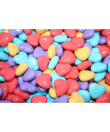 PASTEL HEARTS CANDY, 1LB - $8.90
