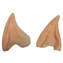 Halloween Party Latex Fairy Pixie Elf Ears - One Pair w/Random Color and Design image 3