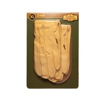 Plainsman Cabretta Leather Gloves- XLarge - 2 Pair