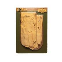 Plainsman Cabretta Leather Gloves- XLarge - 2 Pair image 1