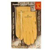 Plainsman Cabretta Leather Gloves- XLarge - 2 Pair image 2