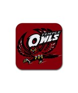 Temple Owls NCAA Team Neoprene Rubber Square Coaster (4 pack) - $7.99